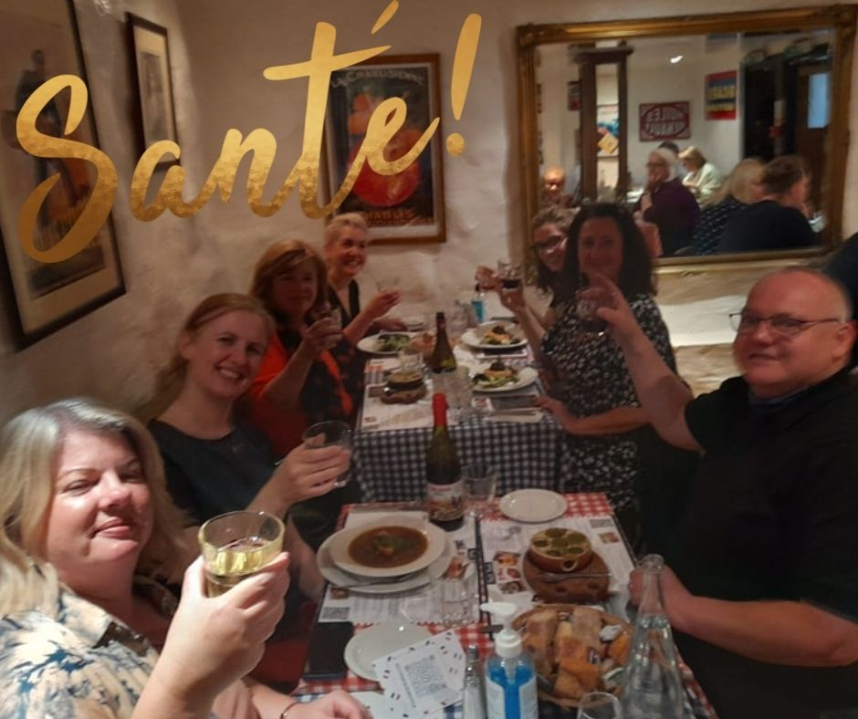 Our Summer French For Fun LIVE social !