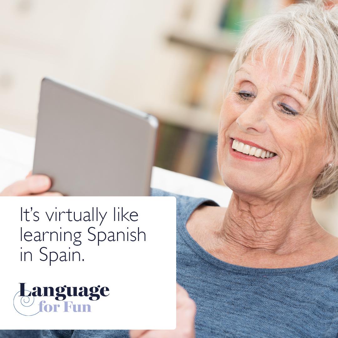 Spanish For Fun