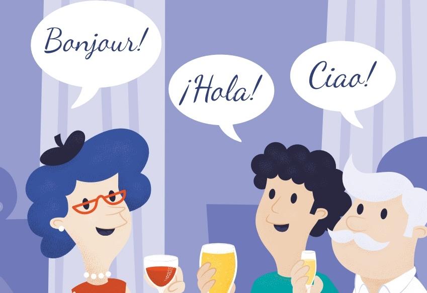 Summer Sangría Social/End of Term Tapas Time!