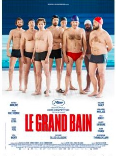 French Cinema Night – Le Grand Bain (Sink or Swim) with English Subtitles
