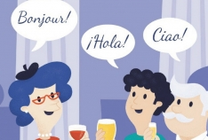 French For Fun – The City