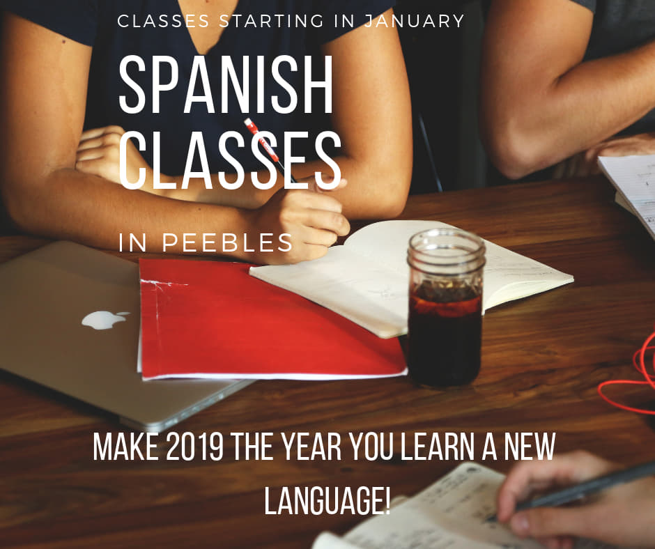 New classes – starting in August 2019!