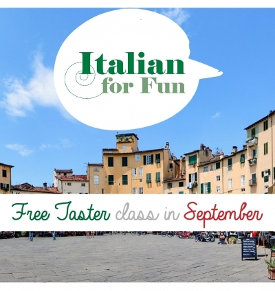 Italian For Fun – Open Event