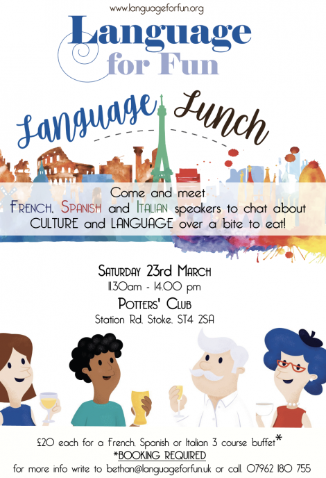 Language Lunch!