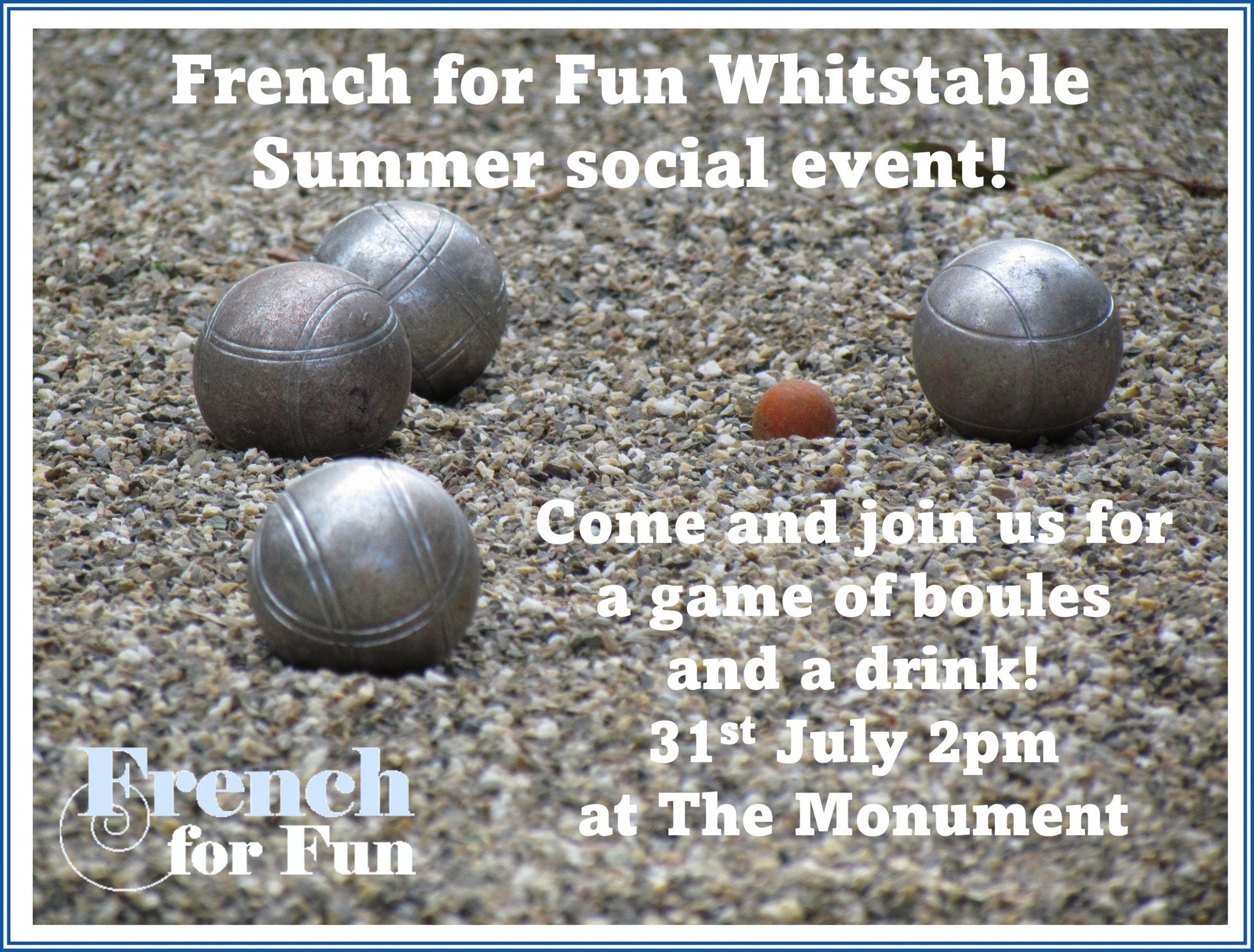 Summer Social at The Monument