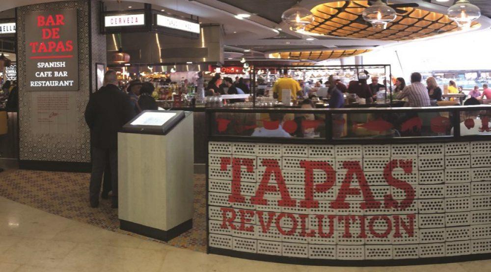 Tapas @ Tapas Revolution