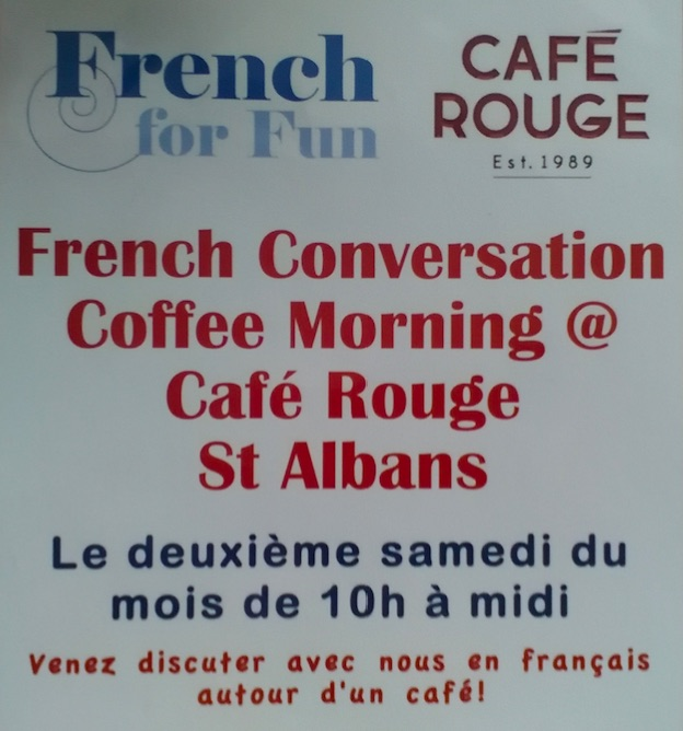 French Coffee Morning